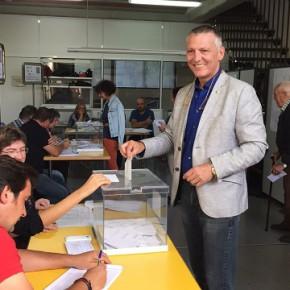 """Jean Castel pide """"una participación masiva ante unas elecciones fundamentales para el futuro"""""""