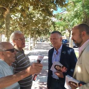 """Jean Castel: """"Catalunya no puede permitirse que Mas se empecine en ser President y nos lleve a la parálisis"""""""