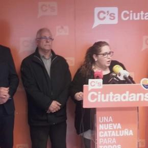 """Míriam Pujola: """"El govern municipal ha interposat  el seu  projecte separatista als interessos dels gironins"""""""