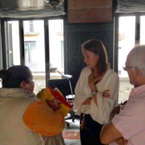 Cs Girona presenta un recurs contra el decret d'alcaldia que dóna suport al referèndum il·legal de l'1-O
