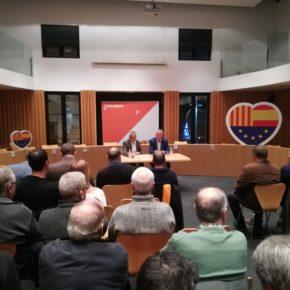 """Carlos Carrizosa (Cs): """"És una meravella pensar que podem trencar l'hegemonia nacionalista i dir que Catalunya també som nosaltres"""""""