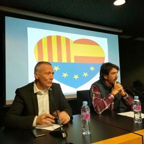 """Sergio del Campo (Cs): """"Amb la nova de llei d'autònoms hem demostrat que som un partit útil i de consens"""""""