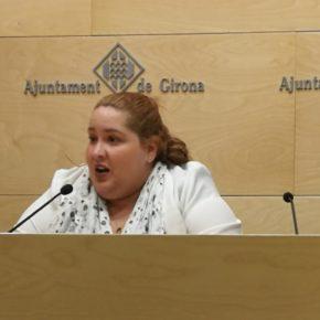 """Cs Girona demana al PSC que """"rectifiqui el seu error"""" i s'oposi a canviar el nom de la plaça Constitució per plaça 1 d'octubre"""