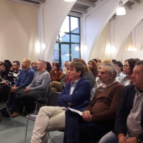 """Carlos Carrizosa: """"Tenim una força important que a les municipals ens permetrà obtenir alcaldies a Girona"""""""