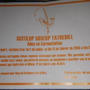 Cs Roses denuncia que l'Ajuntament va fer que la colla guanyadora del carnaval 2017 repartís propaganda separatista