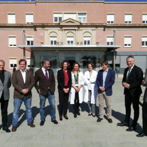 """Jorge Soler: """"Estarem atents als pressupostos perquè les necessitats de l'hospital de Figueres hi quedin reflectides"""""""