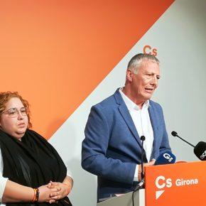 Ciutadans (Cs) demana a l'alcaldessa de Girona que justifiqui l'ús del cotxe oficial municipal per a tasques de diputada