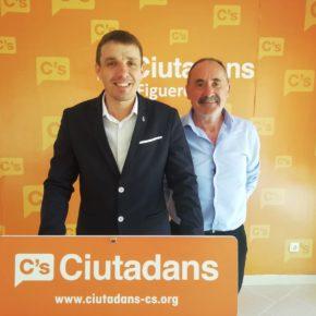 Cs Figueres vol impulsar un pla estratègic de comerç de proximitat que reactivarà econòmicament la ciutat