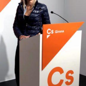 Ciutadans anuncia Inma Castro com a candidata a l'alcaldia de Salt