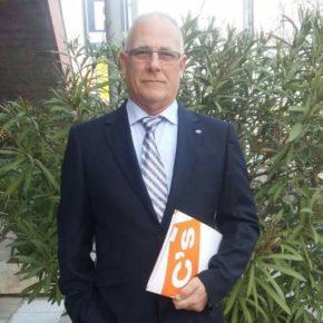 Ciutadans anuncia Manuel Vázquez com a candidat a l'alcaldia de Caldes de Malavella