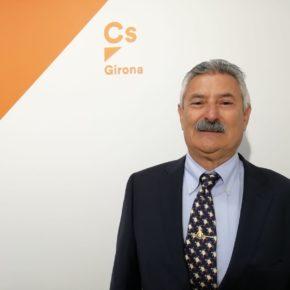 Ciutadans anuncia Vito García com a candidat a l'alcaldia de Santa Cristina d'Aro