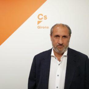 Ciutadans anuncia Jordi Jaldón com a candidat a l'alcaldia de Sils