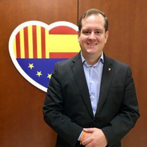Ciutadans confirma Alfonso Sánchez com a candidat a l'alcaldia de Tossa de Mar