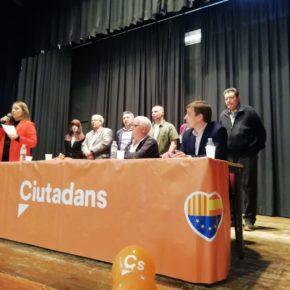 """Rebeca López (Cs): """"Treballarem per aconseguir el nou institut a Vilafant, la biblioteca i un centre cívic per a la gent gran"""""""