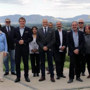 """Amelló (Cs): """"Tenim un equip representatiu de Figueres i amb un projecte a llarg termini que permetrà sortir de la paràlisi actual"""""""