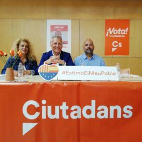 Ciutadans Roses presenta la candidatura i avança que dotarà la policia local d'una nova comissaria