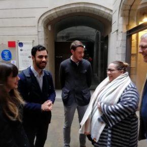 Ciutadans Girona proposa tornar a integrar el call jueu a la Red de Juderías-Caminos de Sefarad per tenir major projecció i capacitat d'atracció turística