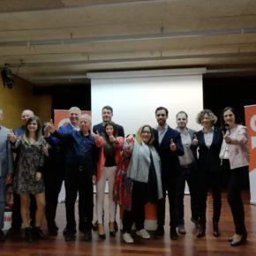 """Pamplona (Cs): """"Som l'esperança del vot constitucional perquè altres partits no arribaran a la barrera del 5% electoral i quedaran fora dels ajuntaments"""""""