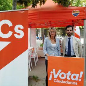 Ciutadans Girona i Salt impulsaran la coordinació de les respectives policies locals per a millorar la seguretat dels municipis