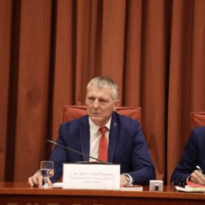 El Parlament aprova una proposta de resolució de Ciutadans per augmentar la seguretat entorn de l'estació de Girona i els barris de Sant Narcís i Santa Eugènia