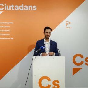 """Pamplona (Cs): """"Ens alegra que s'hagi decidit la ubicació del futur Trueta en base a criteris tècnics, com sempre hem defensat"""""""