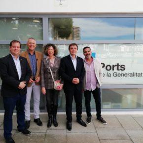 """Amelló (Cs): """"Apostem per un punt de control fitosanitari al port de Palamós per a donar entrada i sortida a mercaderies"""""""