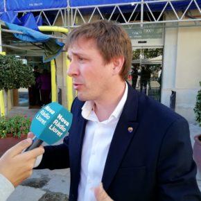 """Amelló (Cs): """"Impulsarem un pla de turisme horitzó 2030 amb mesures d'innovació i modernització per a millorar i revaloritzar el mercat turístic"""""""
