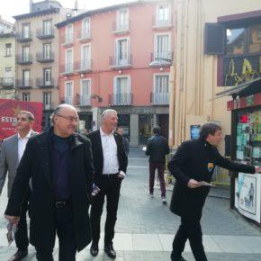 """Amelló (Cs): """"Si el constitucionalisme vol representació per Girona al Congrés l'única opció d'obtenir diputat és Ciutadans"""""""
