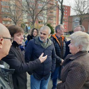 Carlos Carrizosa inaugura la nova oficina d'atenció al ciutadà del grup municipal de Ciutadans Figueres
