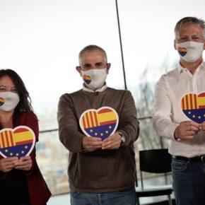 """Castel (Cs): """"Som la única força política que ha demostrar que pot fer front al nacionalisme y evitar la reedició d'un tripartit a Catalunya"""""""
