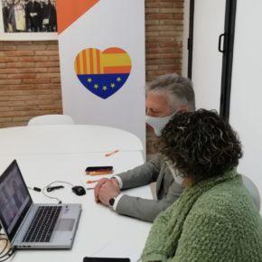 """Castel (Cs): """"Girona té un elevat índex d'inseguretat però en una legislatura podem aconseguir arribar als 25.000 Mossos d'Esquadra"""""""
