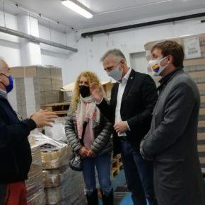 """Castel (Cs): """"El sector pesquer gironí és un referent a tota Catalunya i podem garantir que des del Govern li farem costat i el potenciarem"""""""